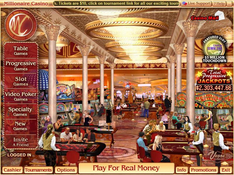 casino millionaire